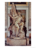 Truth Unveiled by Time, circa 1645-52 Premium Giclee Print by Giovanni Lorenzo Bernini