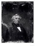 Samuel Morse (1791-1872) circa 1844-60 (Daguerreotype) Reproduction procédé giclée par Mathew Brady