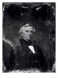 Samuel Morse (1791-1872) circa 1844-60 (Daguerreotype) Giclee Print by Mathew Brady
