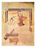 Megakles the Fair, 500 BC Giclee Print