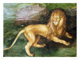 Lion Giclee Print by Albrecht Dürer