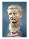 Head of the Emperor Tiberius (42 BC-37 AD) Giclee Print