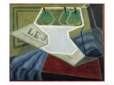 The Fruit Bowl, 1925-27 Giclee Print by Juan Gris
