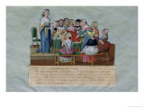 Women's Patriotic Club Giclee Print by Le Sueur Brothers