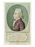 Emmanuel Joseph Sieyes (1748-1836) Giclee Print by Jean Baptiste Verite