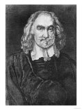 Portrait of Thomas Hobbes (1588-1679) Giclee Print