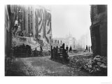 Building of Avenue De L'Opera, of Rue D'Argenteuil, Near the Rue Faubourg-Saint-Honore Giclee Print by Charles Marville