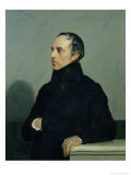 Francois Guizot (1787-1874) after a Painting by Paul Delaroche (1797-1856) circa 1878 Giclee Print by Jean Georges Vibert