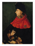 John the Fearless (1371-1419) Duke of Burgundy Giclee Print