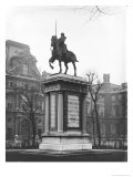 Monument Dedicated to General Lafayette (1757-1834) 1899-1907 Giclee Print by Paul Wayland Bartlett