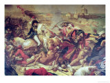 The Battle of Aboukir, 25th July 1799 Giclee Print by Antoine-Jean Gros