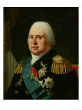 Louis XVIII (1755-1824) after 1815 Giclee Print by Robert Lefevre