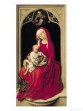 Virgin and Child, 1464 Giclee Print by Rogier van der Weyden
