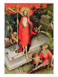 The Resurrection, circa 1380 Giclee Print by Master of the Trebon Altarpiece