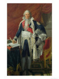 Count Jean-Etienne-Marie Portalis (1746-1807) 1806 Giclee Print by Pierre Gautherot
