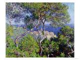 Claude Monet - Bordighera, 1884 Digitálně vytištěná reprodukce