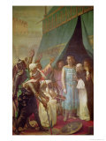 The Life of St. Louis Giclee Print by Alexandre Cabanel