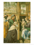Adoration of the Magi Giclee Print by Bernardino Luini