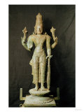 Vishnu, Late Chola Giclee Print