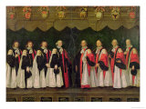 The Aldermen of 1644-45 Giclee Print by Antoine Durand