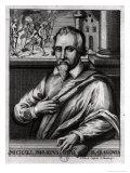 Michael Servetus (1511-53) Giclee Print by Christian Friedrich Fritzsch