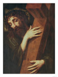 Christ Carrying the Cross Giclee Print
