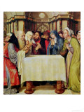 Presentation of Christ in the Temple Giclee Print by Quentin Metsys