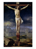 Christ on the Cross, Before 1650 Giclée-Druck von Philippe De Champaigne