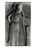 Relief of the Mourning Athena, circa 460 Giclee Print