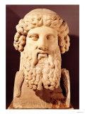 Bust of Plato (circa 428-circa 348 BC) Giclee Print