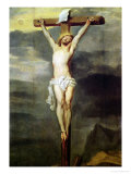 Christ on the Cross, 1627 Giclee Print by Sir Anthony Van Dyck