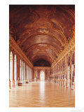 The Galerie Des Glaces (Hall of Mirrors) 1678-84 Giclee Print by Jules Hardouin Mansart