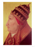 Portrait of Rodrigo Borgia (1431-1503) Pope Alexander VI Giclee Print