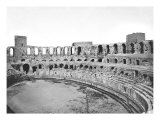 Interior View of the Amphitheatre Giclee Print