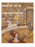 The Circus, 1891 Gicl&#233;e-Druck von Georges Seurat
