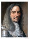 Henri De La Tour D'Auvergne (1611-75) Vicomte De Turenne Impression giclée par Robert Nanteuil