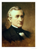 Portrait of Charles Wilkes (1798-1877) 1870, Giclee Print