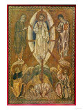 Portable Icon Depicting the Transfiguration, 11th-12th Century Giclee Print