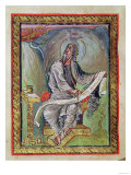 St. John the Evangelist, Commissioned by Ebbo, Archbishop of Reims Giclee Print