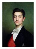 Eugene-Louis-Napoleon Bonaparte (1856-79) 1874 Giclee Print by Jules Joseph Lefebvre