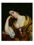 Melancholy Giclee Print by Jacob van Loo