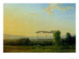 Roman Countryside Gicl&#233;e-Druck von Pierre Henri de Valenciennes