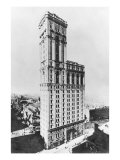 The Times Building, New York, circa 1900 Giclee Print