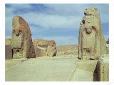 Sphinx Gate, 1450-1200 BC Giclee Print