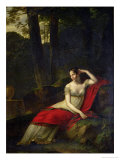 Portrait of the Empress Josephine (1763-1814), 1805 Giclee Print by Pierre-Paul Prud'hon
