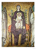 Virgin and Child, from the Procession of the Martyrs in the Nave Giclee Print