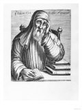 Plutarch, Greek Biographer and Historian, Giclee Print