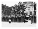 The Imperial Chancellery, Wilhelmstrasse, Berlin, circa 1910 Giclee Print by  Jousset