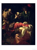 The Death of the Virgin, 1605-06 Giclee Print by  Caravaggio