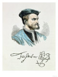 Jacques Cartier Giclee Print